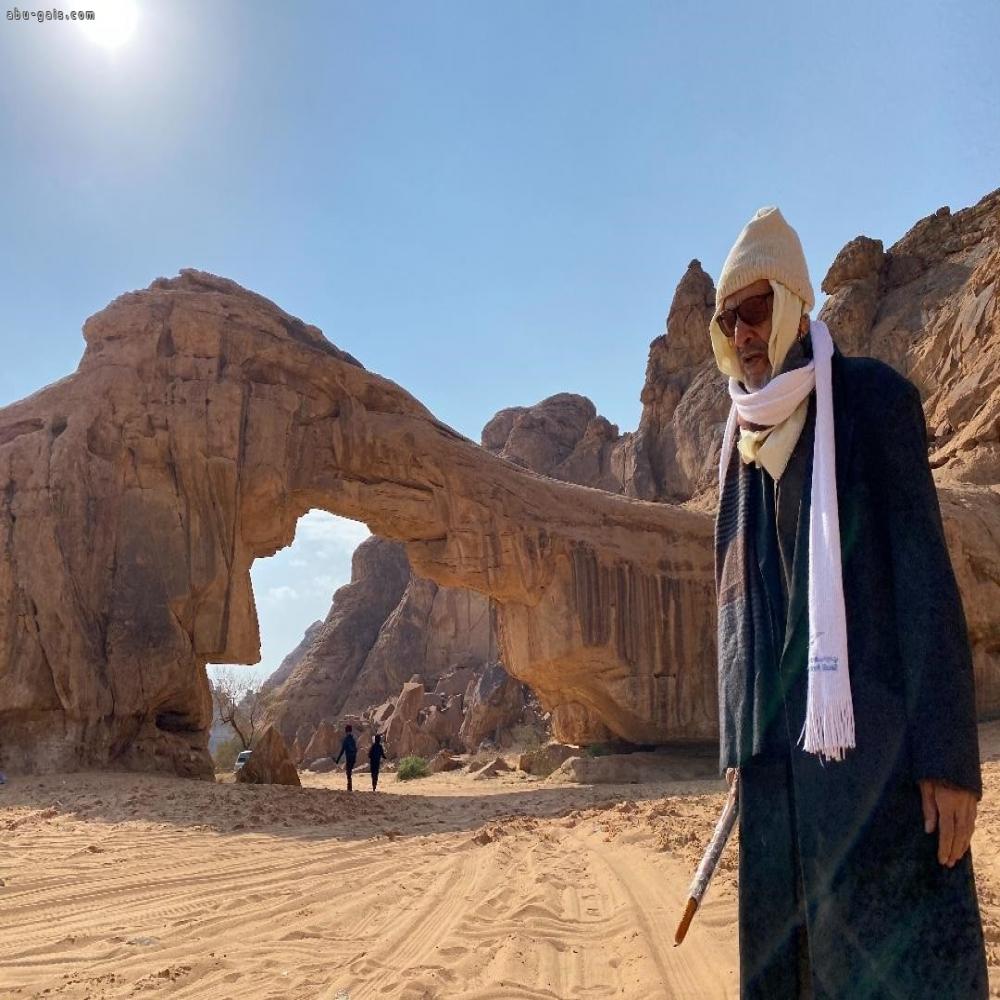 رحلة الكاتب البريّة لجبل المسمى وجبل المحجّة