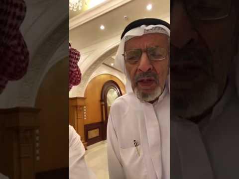 لقاء مع الأديب محمد بن عبدالله الحمدان